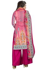 Cotton Printed Salwar Suit Material (Unstitched)