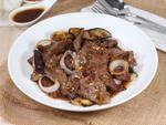 Beef 'Bistek' Marinated