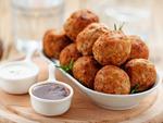 Chicken Meat Balls (Frozen)