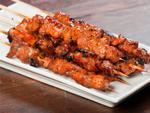 Oriental Style Barbeque  Chicken