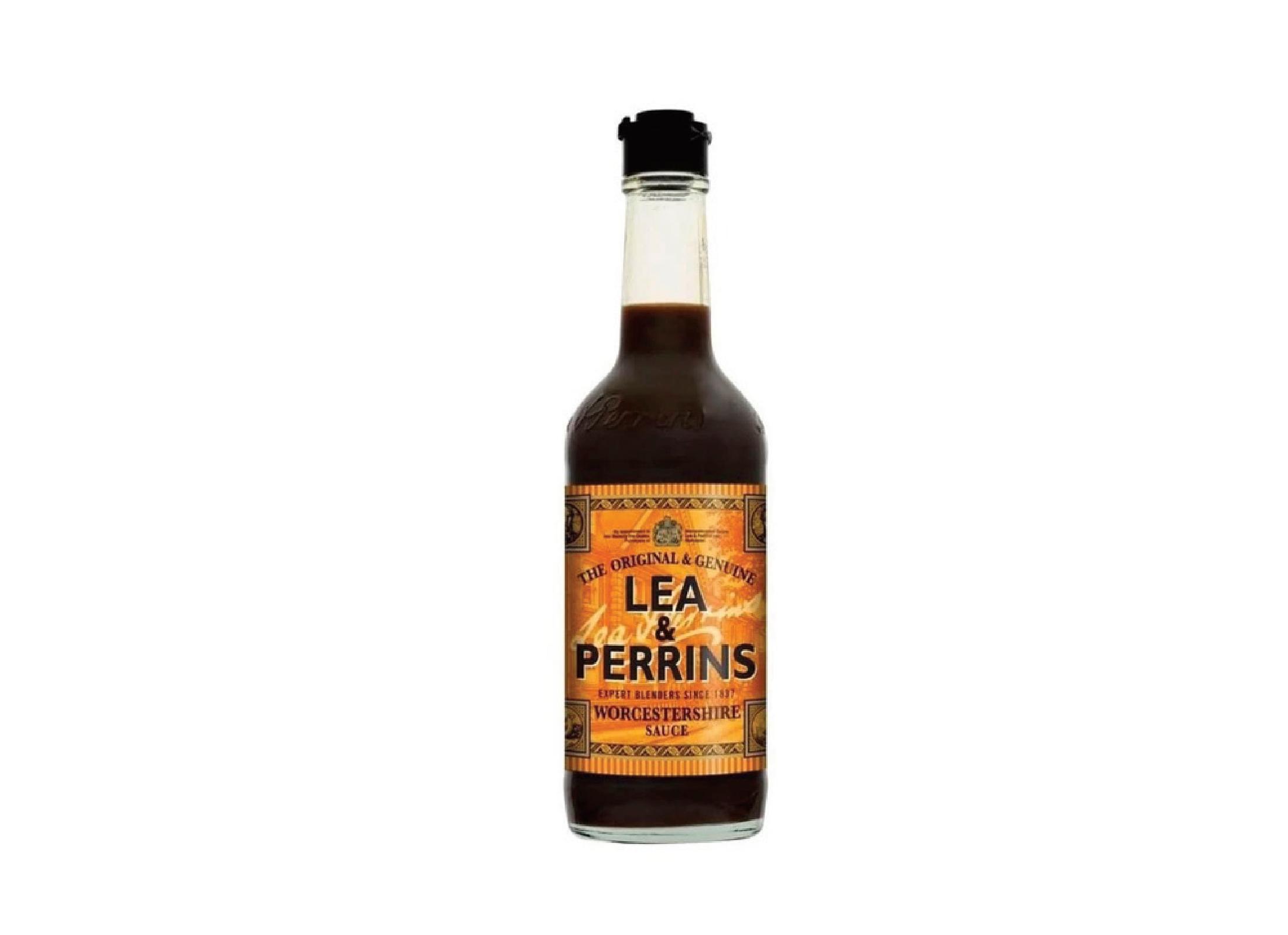 L & P Worchester Sauce 0.29ltr/Bottle
