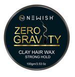 Newish Zero Gravity Clay Hair Wax  For Men