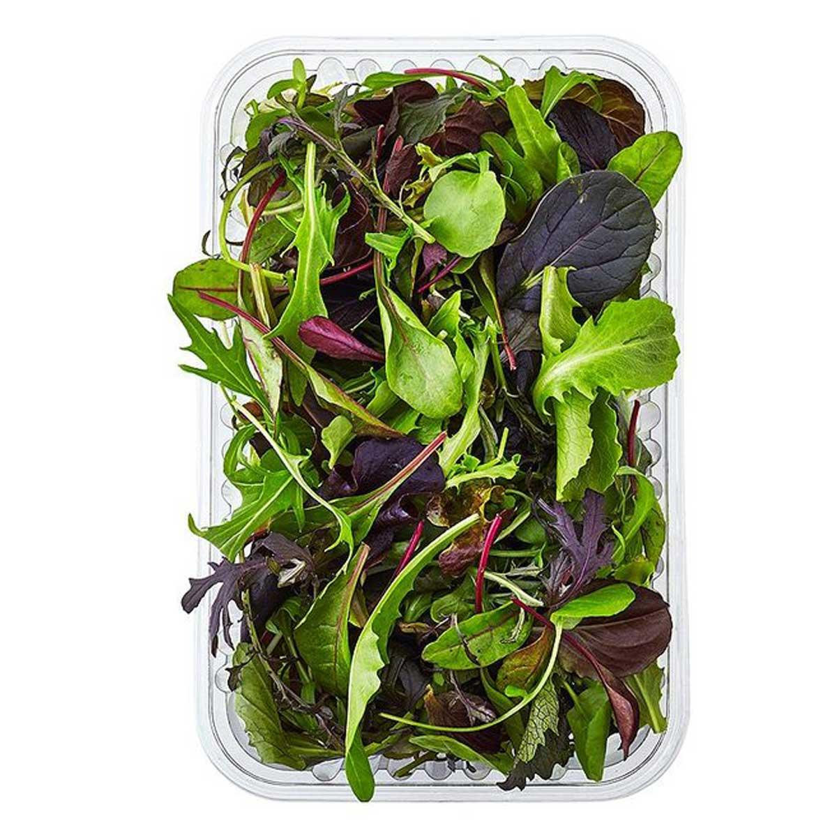 Mix Salad Leaves Box
