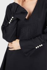 Marisole Pearl Button Dress