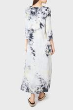 Tie Dye Drama Maxi Dress