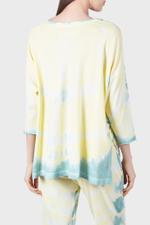 Tie Dye Cocoon Shirt