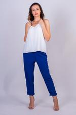 Miella Blue Feya Trousers (PN022-Blue)