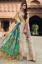 Saadia Mirza Jardine D´Angélique Unstitched Dress Material