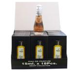 A pack of (18) Smart Collection Perfume No 484 - MANCERA ROSES VANILLE