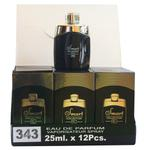 A pack of (12) Smart Collection Perfume No 343 - LEGEND