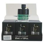A pack of (12) Smart Collection Perfume No 488