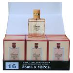 A pack of (12) Smart Collection Perfume No 16 - ALLURE (W)