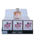A pack of (12) Smart Collection Perfume No 387 - LA VIE EST BELLE W