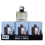 A pack of (12) Smart Collection Perfume No 281 - DKNY MEN