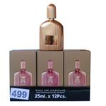 A pack of (12) Smart Collection Perfume No 499 - TOM FORD SAHARA NOIR