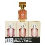A pack of (12) Smart Collection Perfume No 480 - BOSS THE SCENT W