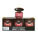 A pack of (12) Smart Collection Perfume No 227 - VERSACE CRYSTAL NOIR