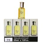 A pack of (12) Smart Collection Perfume No 39 - BOOS M