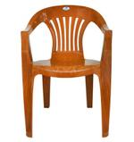 Nilkamal Durable Chair- Brown
