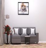 Celine Corner Sofa Set- Assorted Fabrics