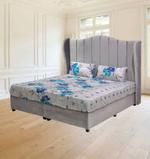 Home Style King Bed- 180x200 cm