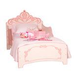 Princess Single Kids Bed- 90 x 190 cm