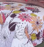 Dream Home Platinium Queen Comforter 4Pcs Set - Ramones