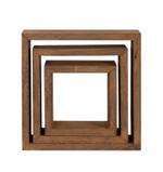 Merton Wall Shelf- Set of 3