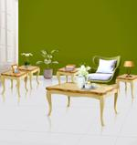 Vera Coffee Table With 4 Nesting End Tables