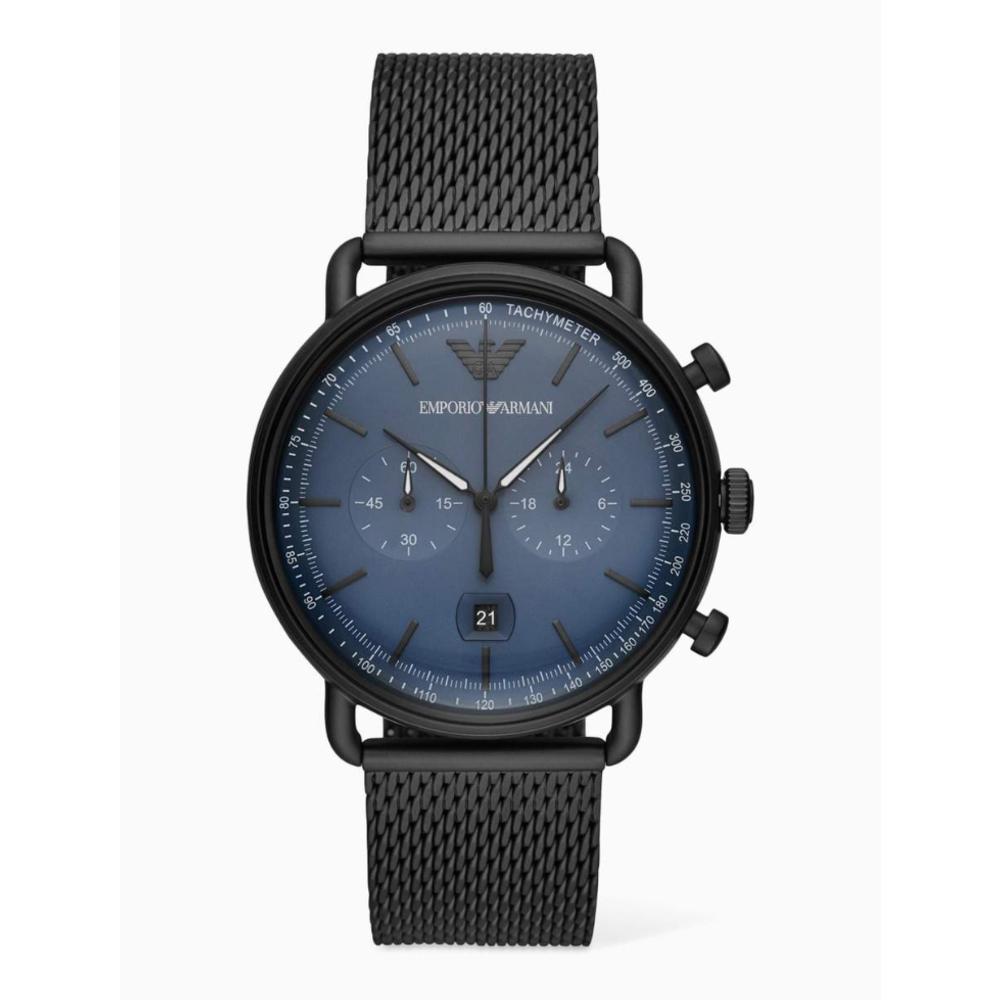 Emporio Armani Aviator Chronograph Watch AR11201