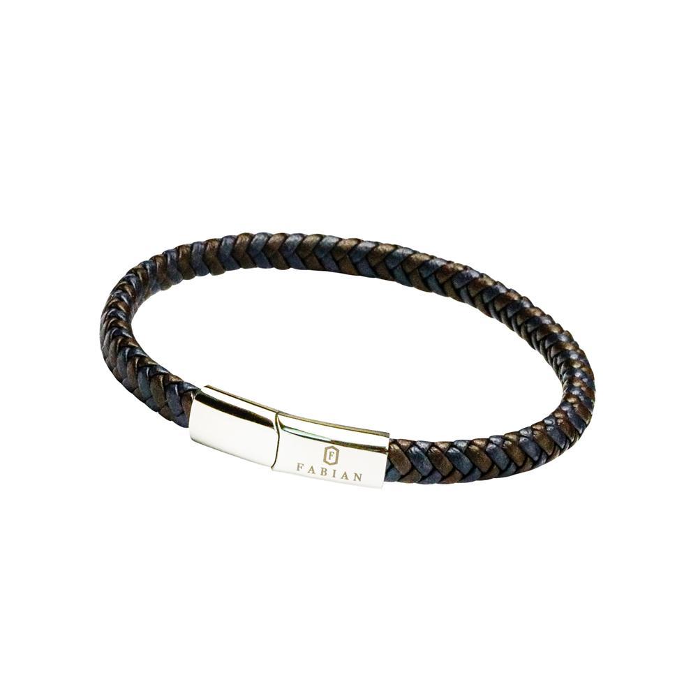 Fabian Men's Bracelet - FMB-JMYLB107-BBL20S