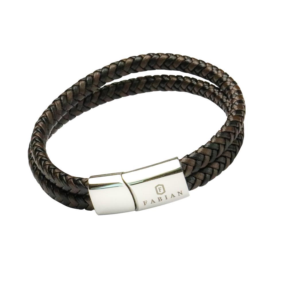 Fabian Men's Bracelet - FMB-JMYLB108-BBL20S