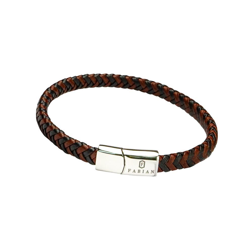 Fabian Men's Bracelet - FMB-JMYLB112-BRD20B