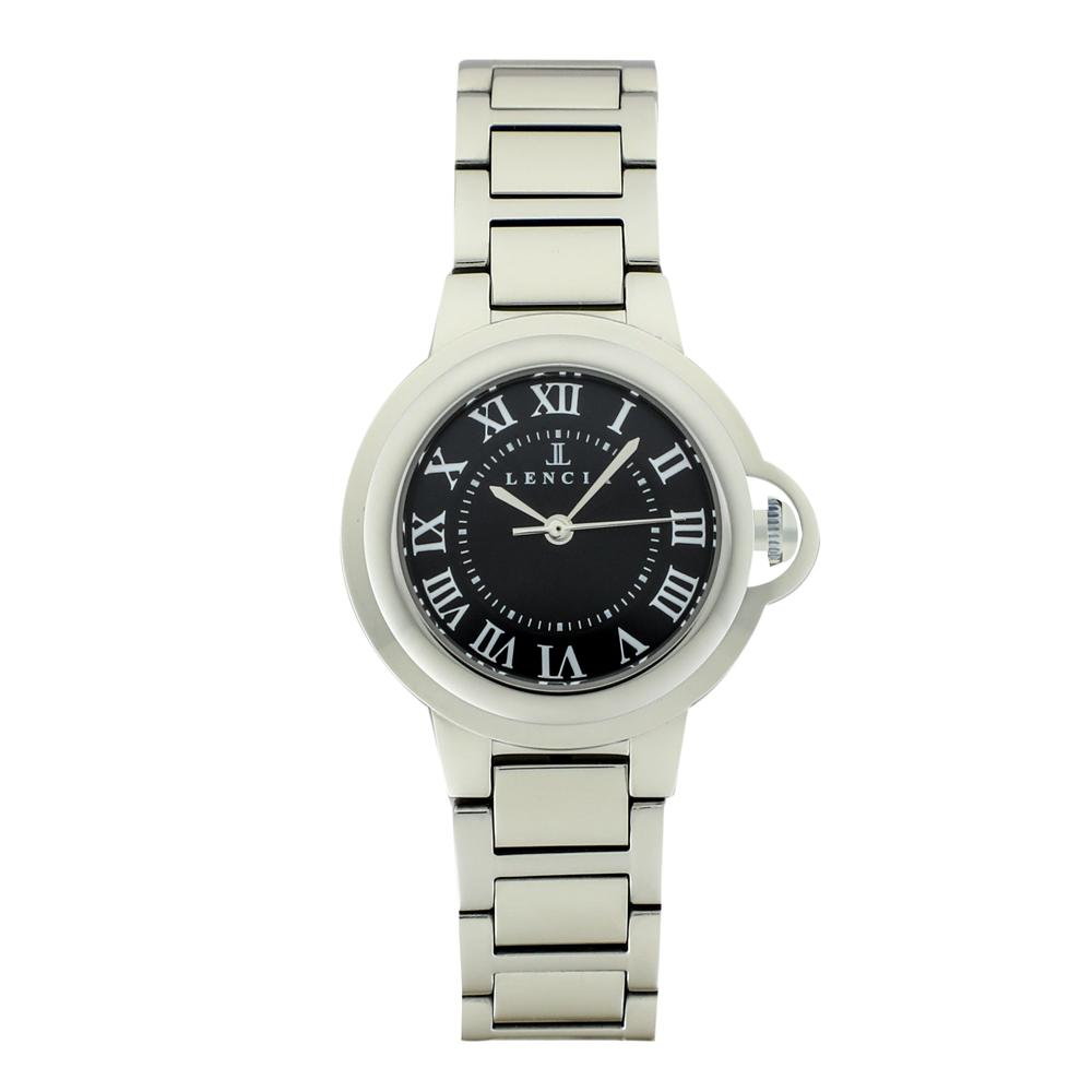 Lencia Stainless Steel Men Analog Watch-LC7374A