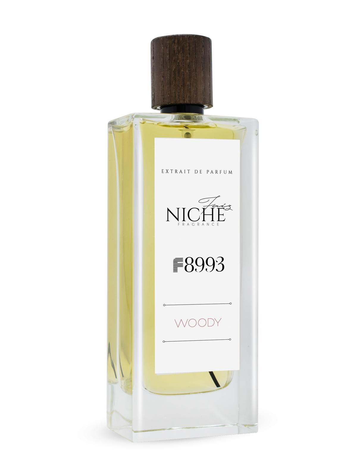 Faiz Niche Collection Woody F8993 Extrait De Parfum 80ML