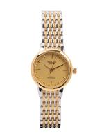 Omax HBJ,HSA,HSJ Heavy Band Stainless steel Gold Watch For Women