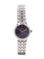 Omax HBJ,HSA,HSJ Heavy Band Stainless steel Dark Blue Watch For Women