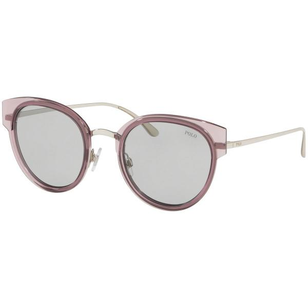 RALPH LAUREN 0PH3116 FEMALE 934587 TRANSPARENT PINK
