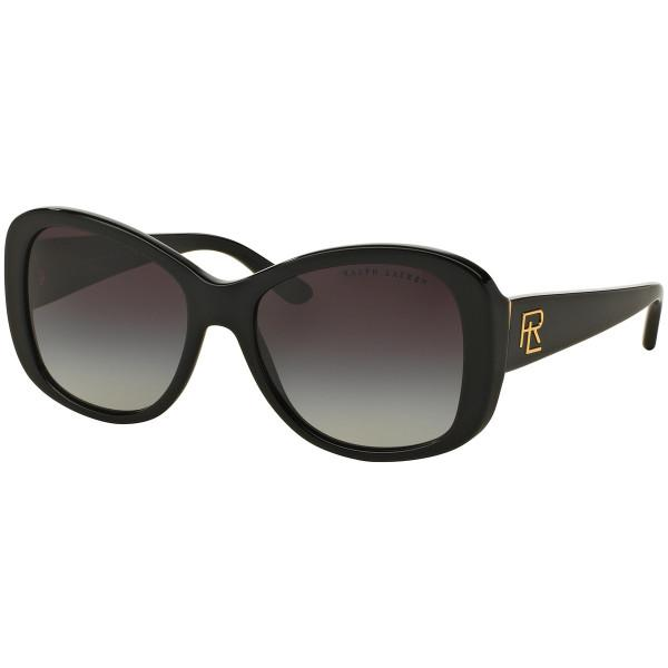 RALPH LAUREN 0RL8144 FEMALE 50018G BLACK