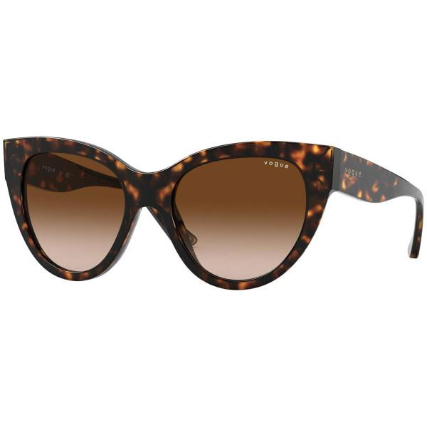 VOGUE 0VO2917S FEMALE W65613 DARK HAVANA