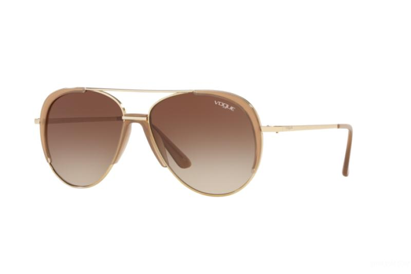 VOGUE 0VO4097S FEMALE 848/13 PALE GOLD