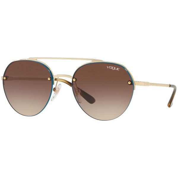 VOGUE 0VO4113S FEMALE 848/13 PALE GOLD