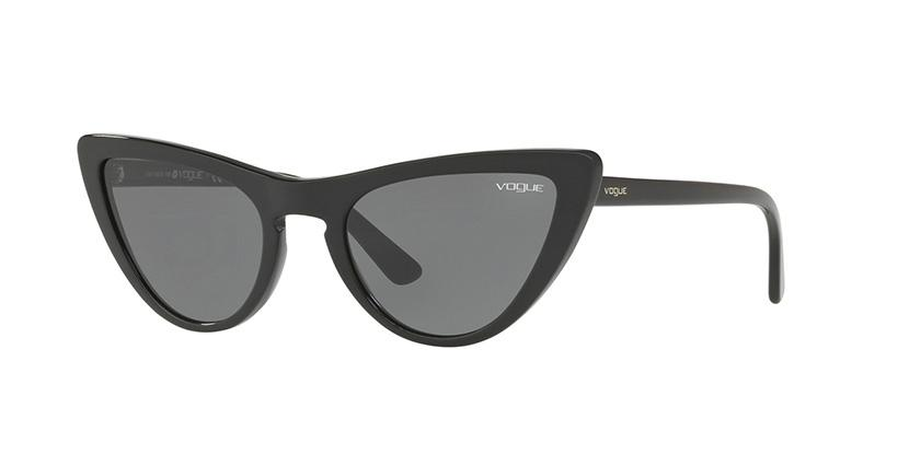 VOGUE 0VO5211S FEMALE W44/87 BLACK