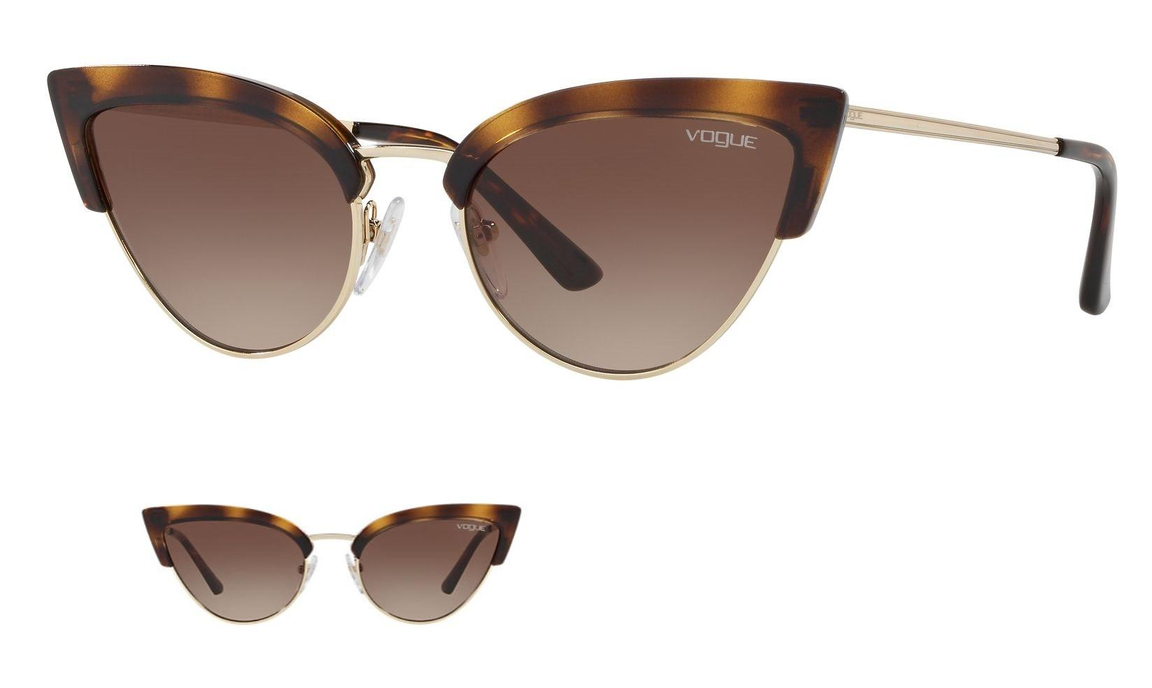VOGUE 0VO5212S FEMALE W65613 HAVANA/PALE GOLD