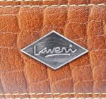 Laveri Watch Box for Men Women (06 Slots), Premium Leather Watch Case Organizer with Crystal Glass Top, Removable Pillow