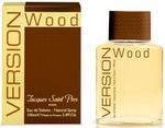 Jacques Saint Pres Paris Version Wood For Men Eau De Toilette, 100 ML