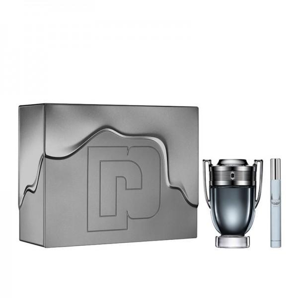 Paco Rabanne Invictus Intense For Men Eau De Toilette 100ML Set
