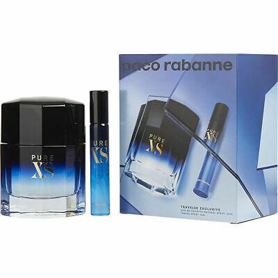 Paco Rabanne Pure Xs For Men Eau De Toilette 100ML Travel Set