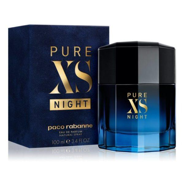 Paco Rabanne Pure Xs Night For Men Eau De Parfum 100ML