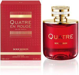 Boucheron Quatre En Rouge Pour Femme Eau De Parfum 100ML